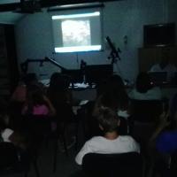 Campus de verano 2016 viendo el documental