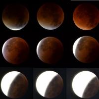 Eclipse de Luna Septiembre 2015