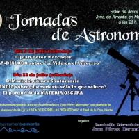 V Jornadas Astronomia A4