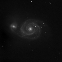 M51 - Doble Espiral