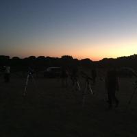 3 Montando los telescopios
