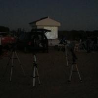 5 Montando los telescopios