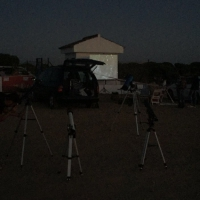 7 Montando los telescopios (2)