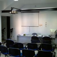Sala de cursos